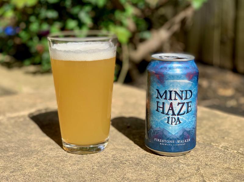Mind Haze IPA on tap!
