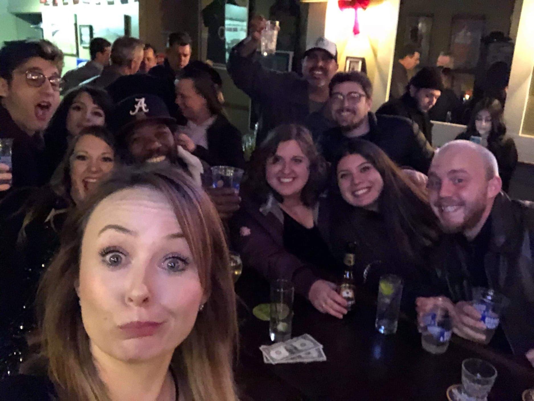 Tara selfie queen