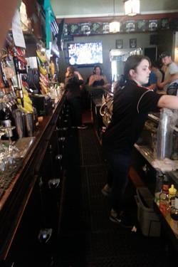 Bartender B