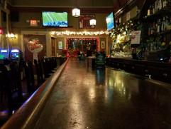 Empty Bar Xmas