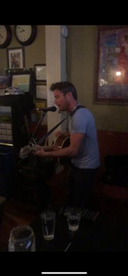 Ivor Collins live!