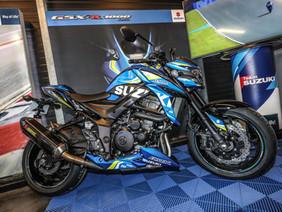 GSX-S 750 GP REPLICA - 2018