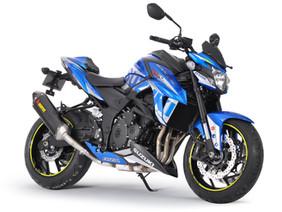 GSX-S750 GP REPLICA - 2020