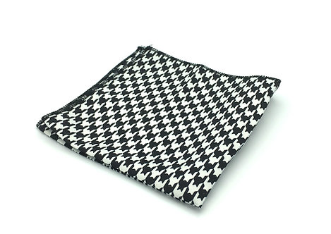 Houndstooth Geometric Pattern