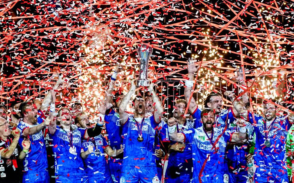 DHB Pokalsieger TBV Lemgo
