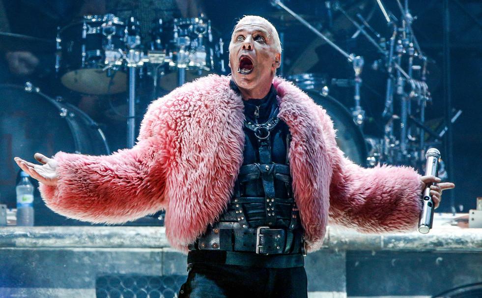 Till Lindemann / Rammstein
