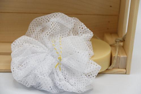 Fleur de douche pour chutes de savon