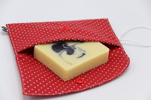 Etui imperméable - Pour savon, shampoing solide…
