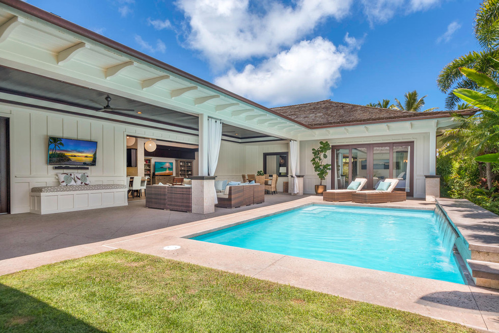 4 Bed | 4.5 Bath | Kailua