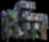 Unidade industrial de pirólise - Tecnologia Bioware