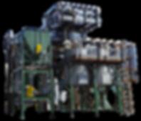 Bioware - Projeto e construção de plantas de pirólise em escala industrial