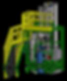Pirólise - Teste sua biomassa em uma de nossas unidades piloto