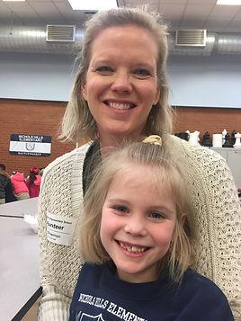 Volunteer with Kate.JPG