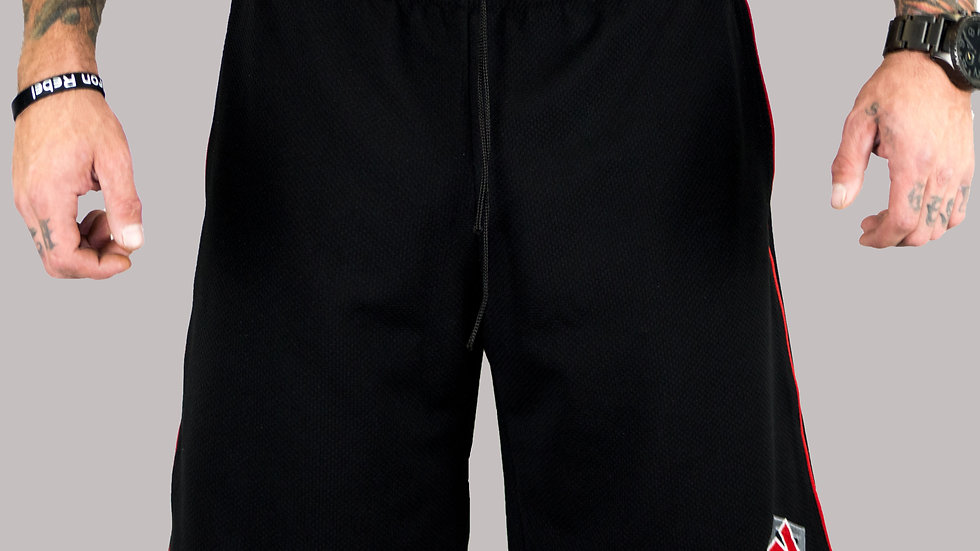 RED Nvolved Logo Shorts