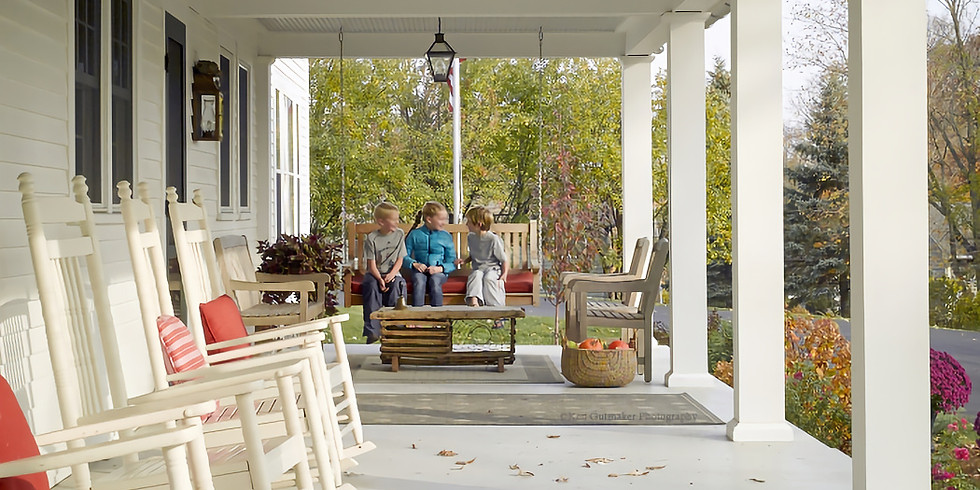 Porch Chat