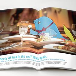 wwf fishial app ad