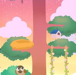 duolingo chirp skill tree