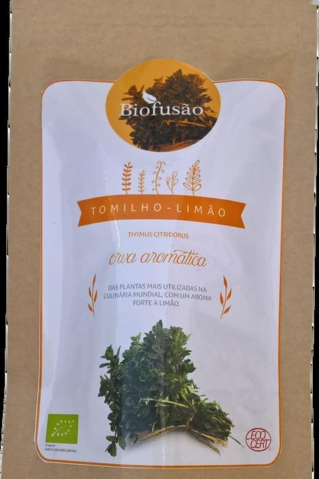 Ervas aromáticas em saco Stand Up (Tomilho Limão) - Biofusão