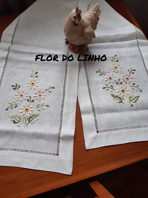 Centro em Linho 2 - Flor do Linho