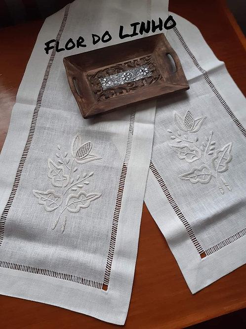 Centro em Linho 1 - Flor do Linho