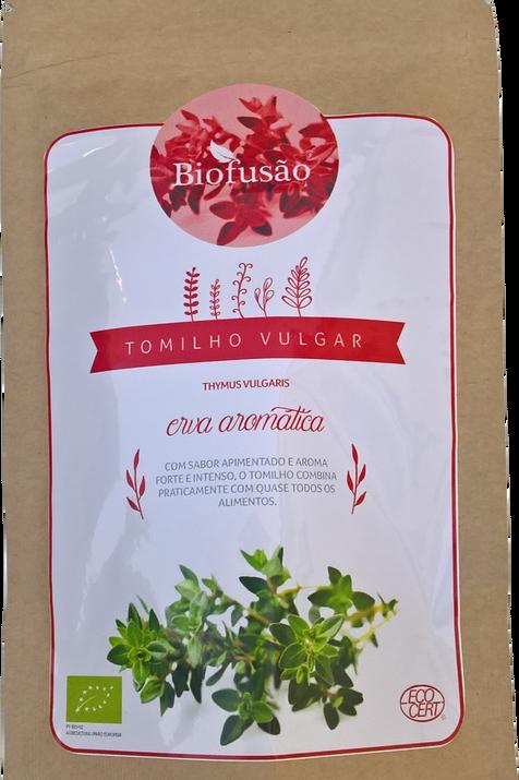 Ervas aromáticas em saco Stand Up (Tomilho vulgar) - Biofusão