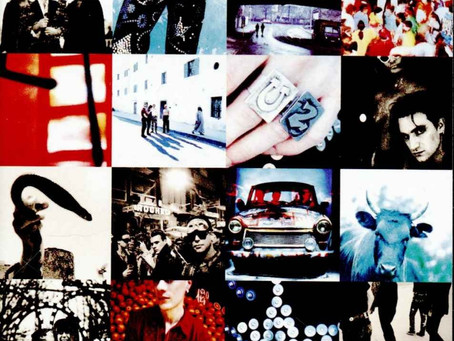 Re:Collection #003: Achtung Baby - U2