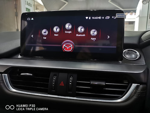 "Android ATC Mazda 6 2015UP 10.25"""
