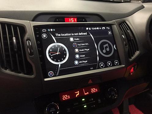 """Android ATC 9"""" Kia Sportage 2011"""