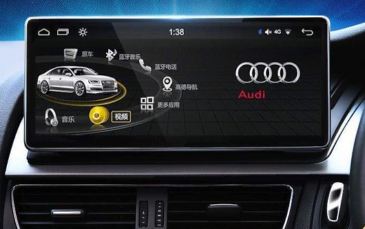 "Android ATC 10.25"" Audi A4 2009-2016 RHD"