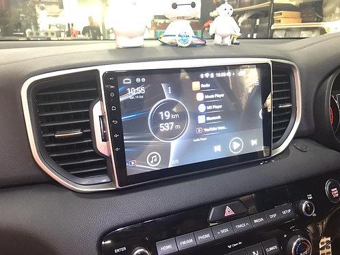 """Android ATC 9"""" Kia Sportage 2017 ~"""