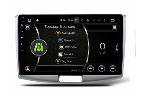 "Android ATC 10"" VW Passat CC 2012 ~"