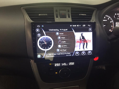 Android ATC Nissan Selphy 2012-2019