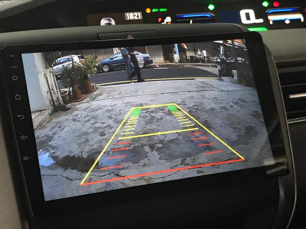 Pixels AHD Reverse camera CM
