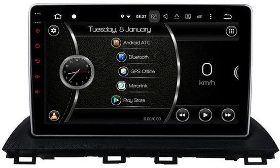 """Android ATC 10"""" Mazda 3 2012~"""