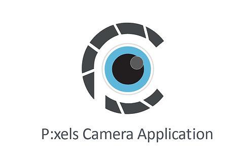 P:xels Front Camera