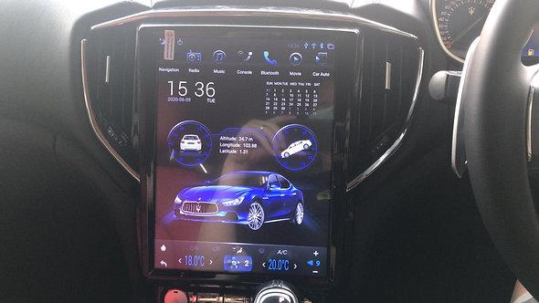 Android ATC Maserati Ghibli