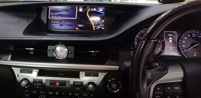 Android ATC Lexus ES 2015-2018 RHD
