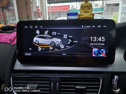 """Android ATC 10.25"""" Audi A4 2009-2016"""