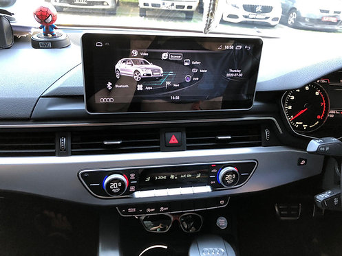 Android ATC Audi A4 B9 2016UP