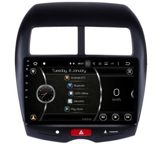 "Android ATC 10"" Mitsubishi ASX 2015 ~"