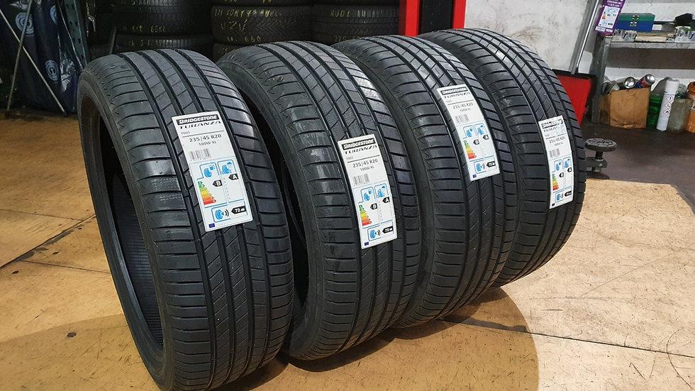 4Stk. Bridgestone Turanza T005 235/45R20 100W XL
