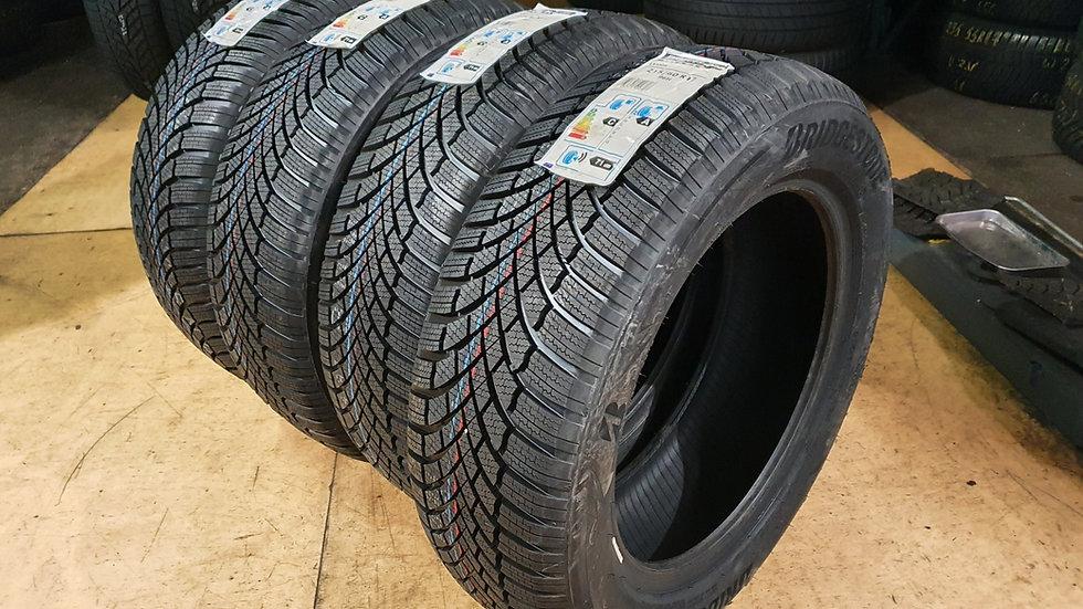 4Stk. Bridgestone Blizzak LM005 215/60R17 96H