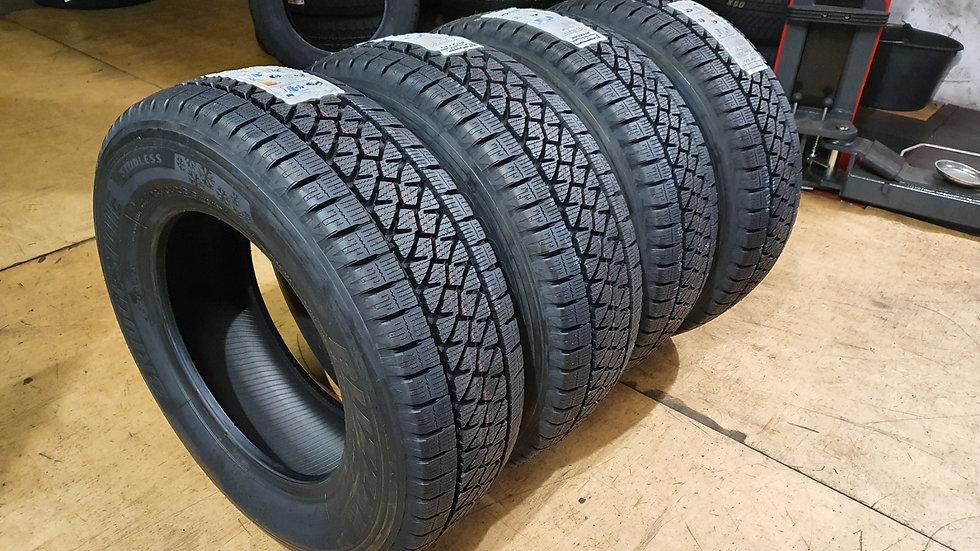 4Stk. Bridgestone Blizzak W995 235/65 R16C 115/113R