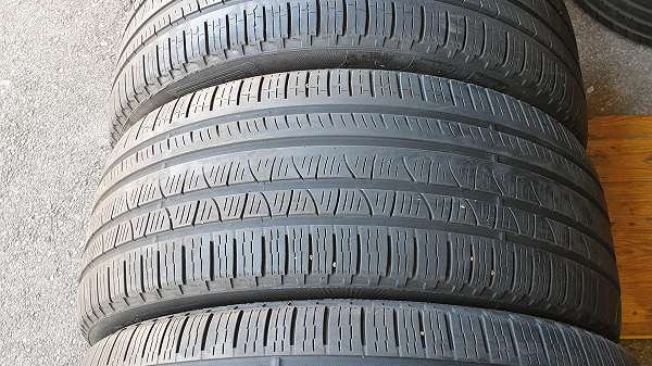 275/45R21 110Y Pirelli Scorpion Verde All Season Reifen.