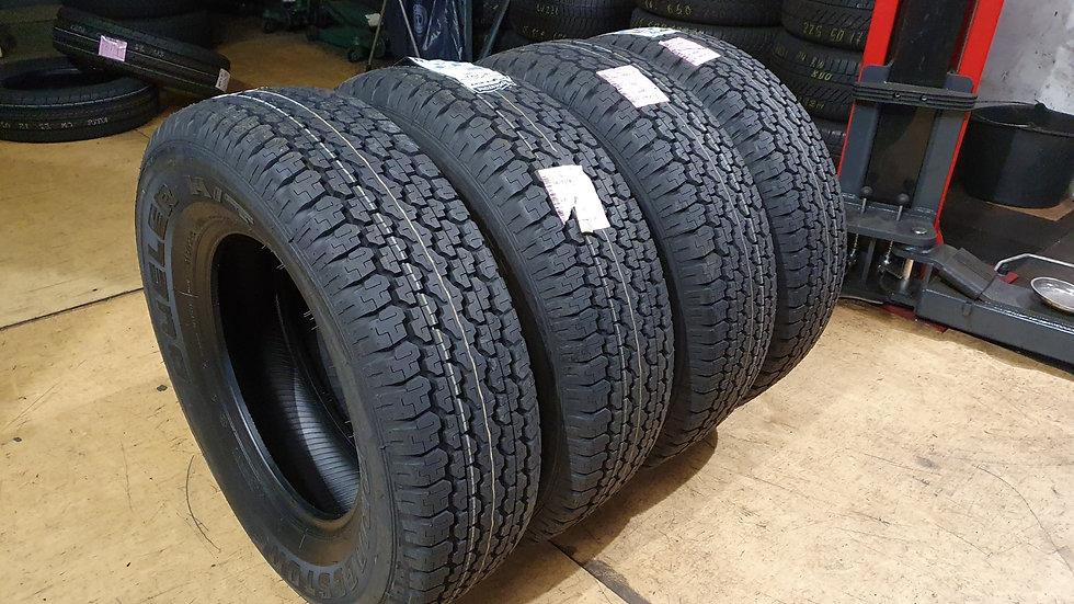 4Stk. Bridgestone Dueller H/T 689 245/70R16 111S RFD