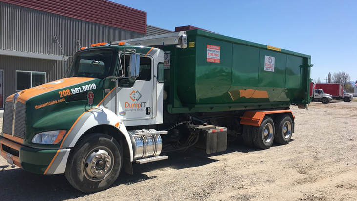 DUMP IT TRUCKS - For Junk Removal, and Hoarding Services