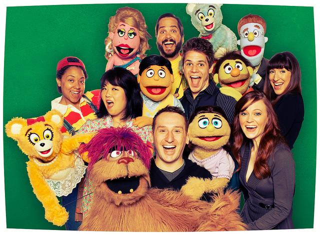 'Avenue Q' Arkansas Rep