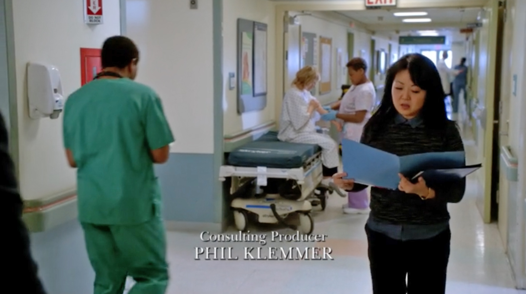 'Forever' - S1, Episode 122