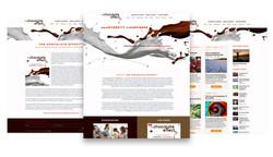 Web Layout_ChocolateEffect