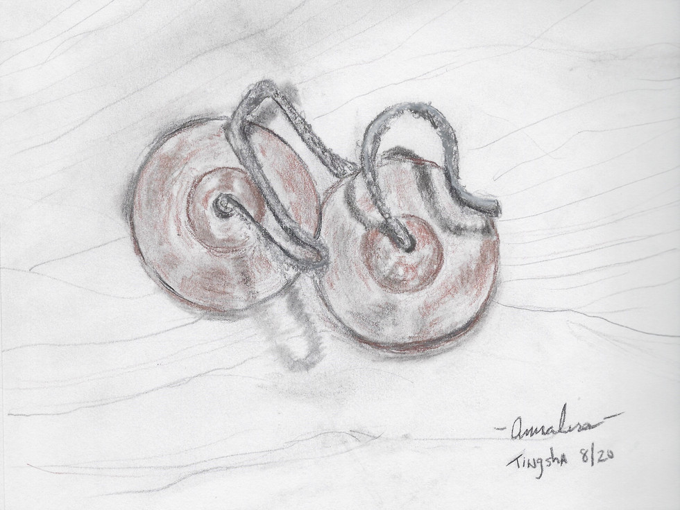 Tinsha by Dabblers Corner Arts